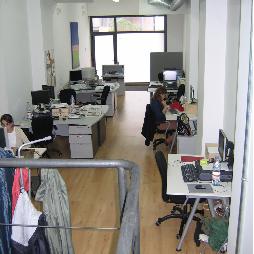 Gracia FXStreet office