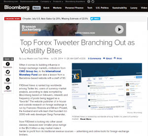 Best forex news twitter