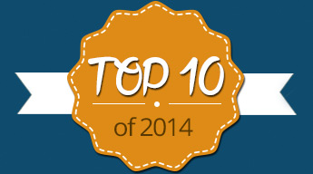 Top 10 - 2014