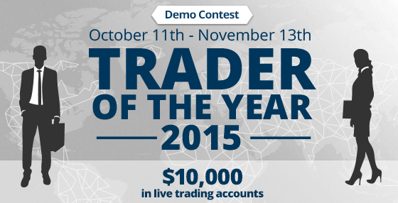Trader of the Year 2015