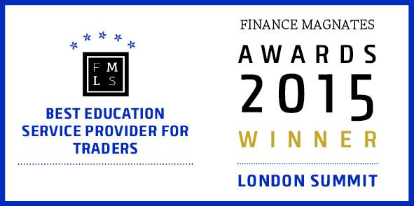 Finance Magnates Awards Badge 2015