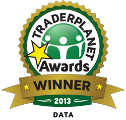 TraderPlanet Star Awards 2013 - Data