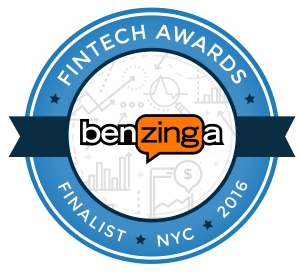 2016 Benzinga Awards Finalist