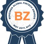FXStreet, Finalist of the Benzinga Fintech Awards 2017!